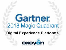 gartner magic quadrant oxcyon